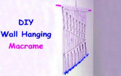 Wall Hanging Macramé