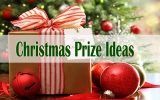 Christmas Prize Ideas