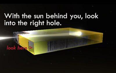 Safe Eclipse Glasses