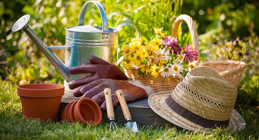 gardening reliefs stress